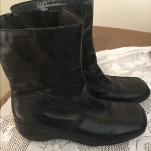 Hush Puppies winter - Leather boots stylish